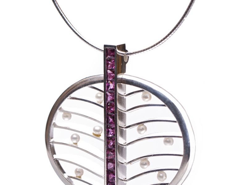 Ellipse Pendant