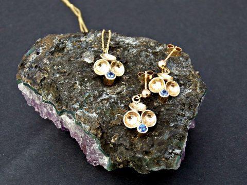 ceylon-sapphire-set-new-vintage-jewellery-goldsmith-designer-Cork-Ireland-Alex-Thiel