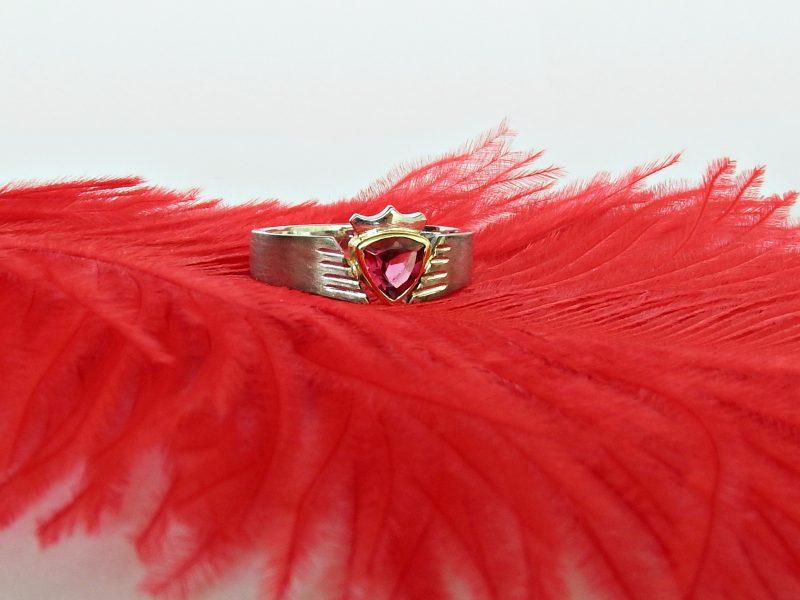 Claddagh Ring-traditional Irish design translated into modern times