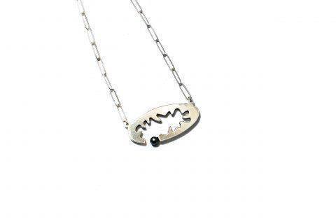 Alex Thiel Designs-Attitude necklace