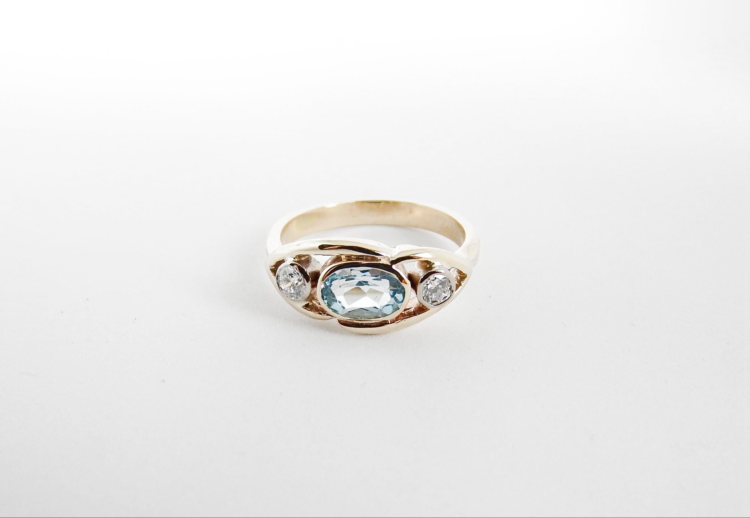 Herculean Knot Inspired Engagement Ring Alex Thiel Goldsmith